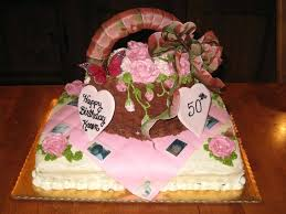 50 Bday Cakes For Women Birthday Cake Quite Images Of 50th Birthday