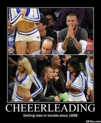 PicturePunches - Funny Cheerleading Pictures Meme via Relatably.com