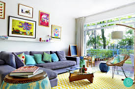 The Living Room With Quirky Decoration Makes It Look More Unique in Quirky Living  Room Decor