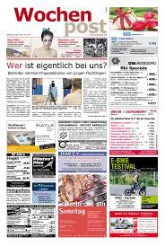 Die Wochenpost Kw 15 By Sdz Medien Issuu