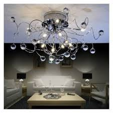 modern ceiling lighting uk. modern crystal chandelier with 11 lights ceiling light dining room living lighting uk g