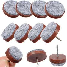 furniture pads. new arrival high quality 10pcs 24mm table chair feet legs glides skid tile felt pad floor furniture pads l