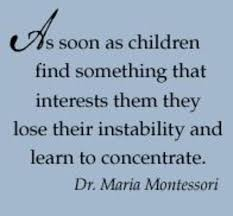 Maria Montessori Quotes 36 Amazing 24 Best Early Learning Quotes Images On Pinterest Learning Quotes