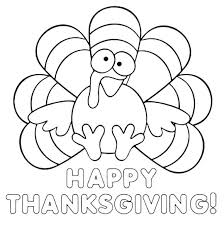 turkey printable coloring pages thanksgiving for kids free p