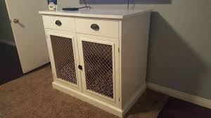 crate tv stand dog crate stand crate tv stand