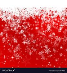 red snowflake background.  Snowflake Red Snowflake Background Vector Image Inside O