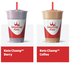 Smoothie King Nutrition Chart Smoothie King Keto Smoothie Review Is It Really Keto