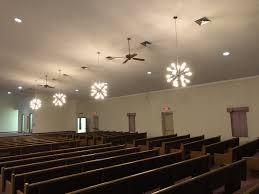 Church Lighting Roseville Church Luminaire Detroit