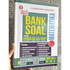 1437302593 contoh soal akm matematika smp kelas 9 dunia sosial. Buku Soal Smp 1700 Plus Bank Soal Akm Matematika Smp Mts Edisi Baru Shopee Indonesia