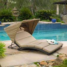 costco oceanview double chaise lounge