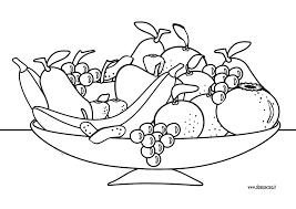 Disegni Da Colorare Fiori E Frutta Fredrotgans