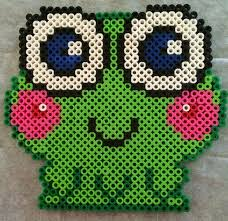 17 best images about perler beads perler bead frog perler beads