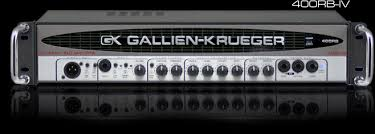 Gallien-Krueger RB Series Bass Heads