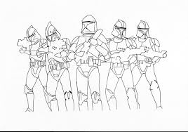 Small Picture Perfect Star Wars Clone Trooper Coloring Pages 88 About Remodel