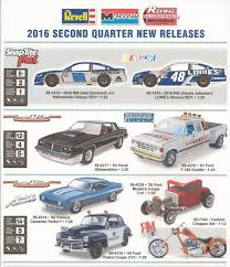 new model car kit releasesRevell 2nd QTR 2016  Car Kit News  Reviews  Model Cars Magazine