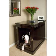 furniture denhaus wood dog crates. Interesting Furniture DenHaus TownHaus Wood Dog Crate Furniture  Give Your Pets A Stylish Home  Of Their Own With The Furniture Intended Furniture Denhaus Wood Dog Crates 0