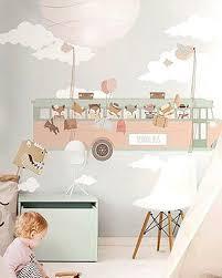 bus by little hands wallpaper