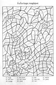 Coloriage Coloriage Magique 4 Zeichnen Malen Pinterest