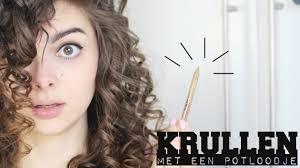 Haar Krullen Met Ikea Potloodje Loepsie Nl