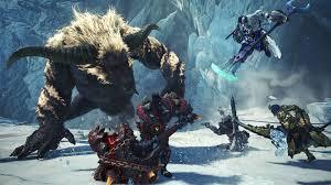 monster world iceborne new monster
