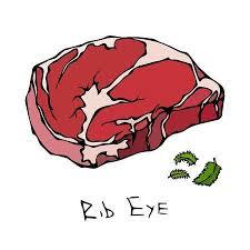 prime rib dinner clip art. Beautiful Prime Rib Eye Steak Cut Vector Isolated On White Background Throughout Prime Dinner Clip Art S