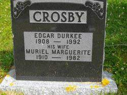 Muriel Isabel Marguerite Ellis Crosby (1910-1982) - Find A Grave Memorial