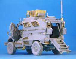 4×4 mrap truck full kit legend lf1235 kit résine english 4×4 mrap truck full kit legend lf1235