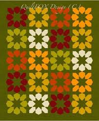 Fall Quilt Patterns: 6 Stash-Busting Quilts to Warm Up Chilly Nights & Fall Quilt Patterns: Autumn Blossoms Adamdwight.com