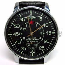 men`s poljot aviator russian military watch poljot aviator aerial reconnaissance men`s russian military watch
