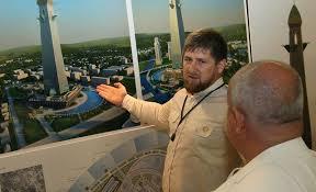 Моя диссертация это восстановленная Чечня Кадыров Моя диссертация это восстановленная Чечня