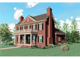brick house plans. Modren Plans Georgian Brick House With Twin Chimneys To Plans G
