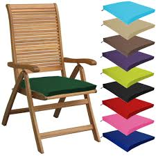 outdoor waterproof chair pads cushions