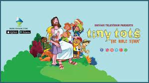 Tiny Tots | The Bible Story | Daniel & The Lion's Den | Augustine Mathew |  2020 - YouTube