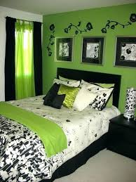 lime green bed sheets black and green bedding mint green bedroom painted wall ideas using l