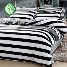 black and white striped bedding black and white striped sheets striped bedding sets twin queen full black and white striped bedding