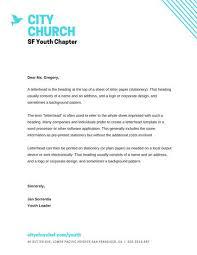 Letterhead Letter Customize 38 Church Letterhead Templates Online Canva