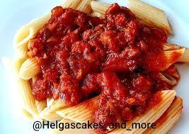Easiest Way to Prepare Perfect Salsiccia Pasta-Soße   secretrecipe