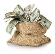 Image result for image of a pot of money
