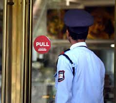 Private Security Personnel Can Be Used In Traffic Management