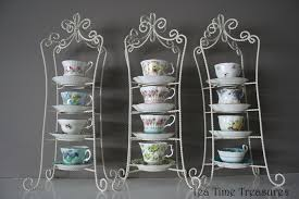 Tea Cup Display Stand Gorgeous Madison Makes How To Display Tea Cups