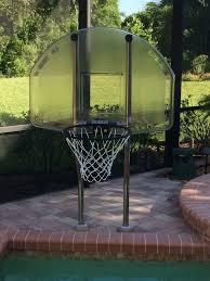 inter fab swimming pool basketball