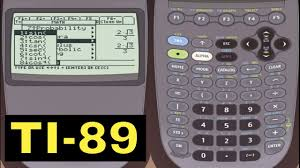 ti 89 calculator sin cos tan with the ti 89 calculator