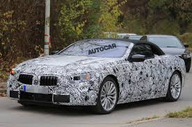 2018 bmw 8 series convertible. delighful 2018 bmw 8 series spotted in development intended 2018 bmw series convertible