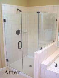 seamless shower doors. \\semi Frameless Shower Glass | Door Semi Enclosures\u2026 Seamless Glass, Slider Pinterest Shower, Enclosure And Doors C