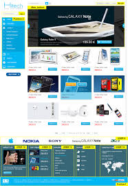 Sj Appstore Hitech Responsive Template For Technology Products