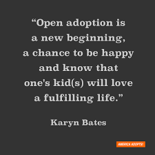 Adoption Quotes Open Adoption Is 100 Quotes From Our Facebook Community 76