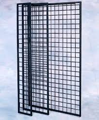 grid wall panels black panel x gridwall panels used