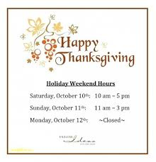 Holiday Store Hours Template Free Loveandrespect Us