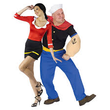 More Info    Plus Ms  Popeye Womens Costume Wanelo