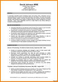 Personal Profile Sample Pdf Extraordinary Professional Example Cv